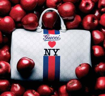 Gucci Love New York Bag