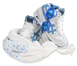 Sneakers Onitsuka Tiger e Colette