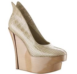 Scarpe scultura Louis Vuitton