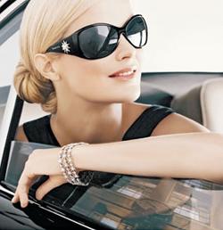 Tiffany sunglasses firmati luxottica for Tiffany sito americano
