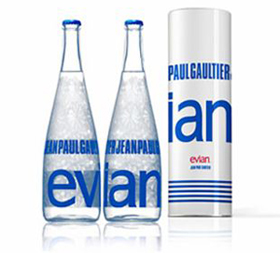Evian e Jean Paul Gaultier