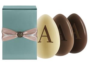 Armani, uova di Pasqua