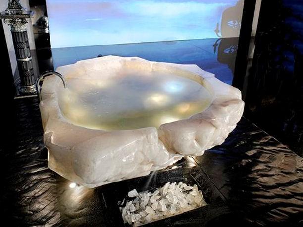 Collezione bagno vasche di lusso da baldi - Vasche da bagno di lusso ...