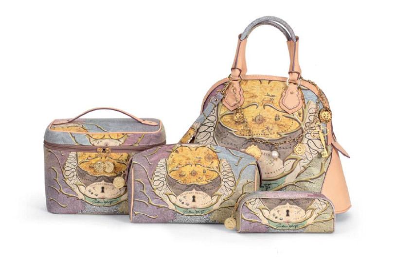32663e91ff Guillermo Mariotto per Nannini: una collezione di borse al Pitti Uomo