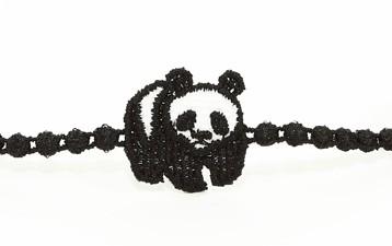purchase cheap 5beed d7f6c Cruciani C e il nuovo amico, il Panda del WWF