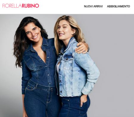 selezione premium cdfd7 8eb07 Total Denim: con Fiorella Rubino il jeans è protagonista ...