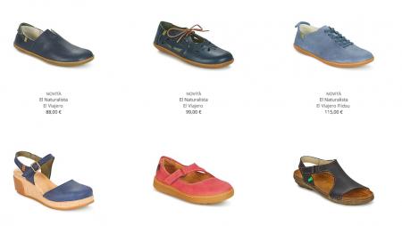 El Naturalista: calzature per viaggiatori con una coscienza ecologica