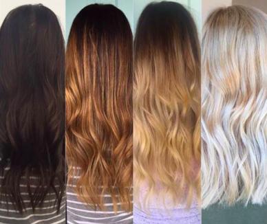 Come scegliere il giusto colore dei capelli in base a carnagione e occhi e5859eb85ee6