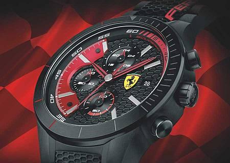 Orologi Ferrari, il mito al polso scorre nelle vene!