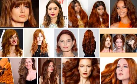 Il colore dei capelli di quest'autunno è il cinnamon