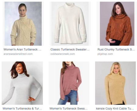 Come abbinare il maglione dolcevita – qualche utile consiglio
