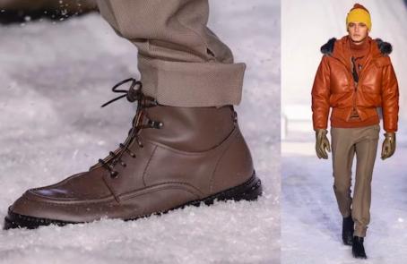 Autunno-inverno 2019: le tendenze delle calzature uomo