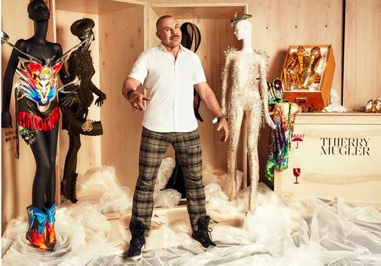 Thierry Mugler celebrato nella mostra 'Couturissime'