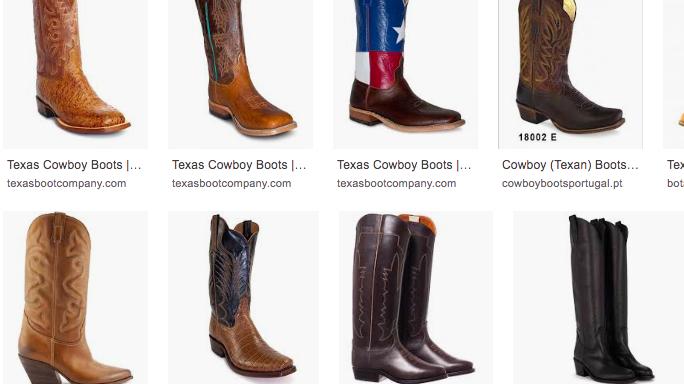 Stivali texani: il must per questo autunno-inverno