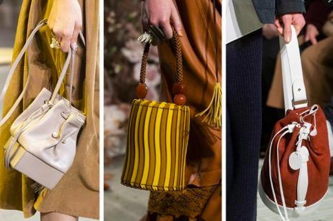 Borse a secchiello: torna di moda la bucket bag