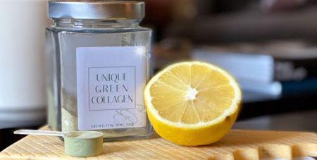 La limonata al collagene