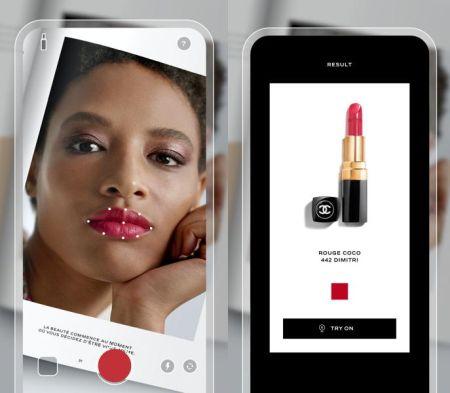 Lipscanner: la nuova app per trovare il rossetto perfetto